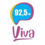 Logo da emissora Rádio Viva FM 92.5