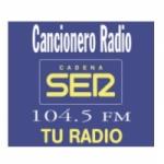 Logo da emissora Radio Cancioneiro 104.5 FM