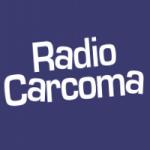 Logo da emissora Radio Carcoma 107.9 FM