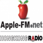 Logo da emissora Radio Apple FM