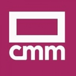 Logo da emissora CMM Radio 102.5 FM