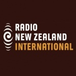 Logo da emissora Radio New Zealand International 13.660 SW