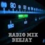 Logo da emissora Rádio Mix Deejay