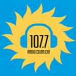 Logo da emissora Radio Celrà 107.7 FM