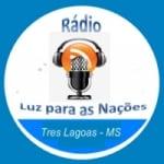 Logo da emissora Rádio Luz Para as Nações