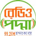 Logo da emissora Radio Padma 99.2 FM