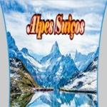 Logo da emissora Alpes Suíços