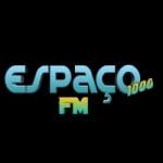 Logo da emissora Espaço Mil FM