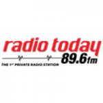Logo da emissora Radio Today 89.6 FM