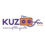 Logo da emissora Radio Kuzoo FM