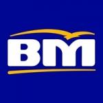 Logo da emissora BM Supermercados Radio