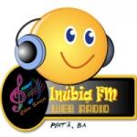 Logo da emissora Inúbia FM Webrádio