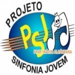 Logo da emissora Web Rádio Sinfonia Jovem