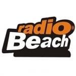 Logo da emissora Radio Beach 99.5 FM