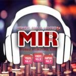 Logo da emissora MI Radio 96.1 FM