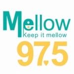 Logo da emissora Radio Mellow 97.5 FM