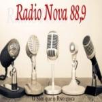 Logo da emissora Rádio Nova 88.9 FM
