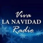 Logo da emissora Viva La Navidad Radio