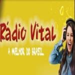 Logo da emissora Rádio Vital Web
