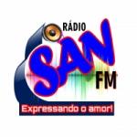 Logo da emissora Sam FM