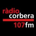 Logo da emissora Radio Corbera 107 FM
