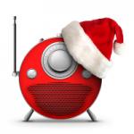 Logo da emissora Radio Christmas FM UK