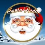 Logo da emissora Santa Radio