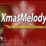 Logo da emissora Christmas Melody Radio