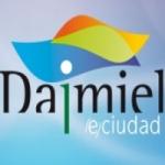 Logo da emissora Radio Daimiel 107.8 FM