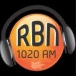 Logo da emissora Rádio Boas Novas 1020 AM