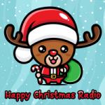 Logo da emissora Happy Christmas Radio