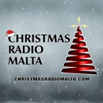 Logo da emissora Christmas Radio Malta