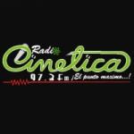 Logo da emissora Radio Cinetica 97.3 FM