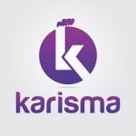 Logo da emissora Radio Karisma 92.9 FM