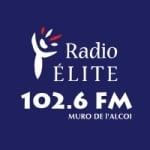 Logo da emissora Radio Elite 102.6 FM