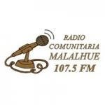 Logo da emissora Radio Comunitaria de Malalhue 107.5 FM