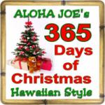 Logo da emissora Aloha Joe's Hawaiian Christmas Radio
