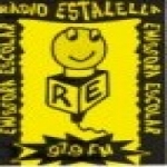 Logo da emissora Radio Estalella 97.9 FM