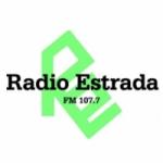 Logo da emissora Radio Estrada 107.7 FM