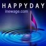 Logo da emissora HNR Happyday Newage Radio