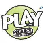 Logo da emissora Play FM Soft