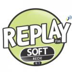 Logo da emissora Replay FM Soft