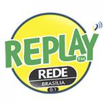 Logo da emissora Replay FM