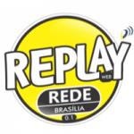 Logo da emissora Replay 0.1