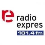 Logo da emissora Radio Express 101.4 FM