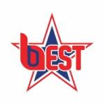Logo da emissora Radio Best 104.1 FM