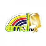 Logo da emissora Radio Amal FM