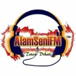 Logo da emissora Radio Alam Seni FM