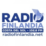 Logo da emissora Radio Finlandia 102.6 FM