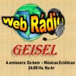 Logo da emissora Web Rádio Geisel